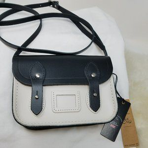 NWT Cambridge Satchel Company crossbody bag